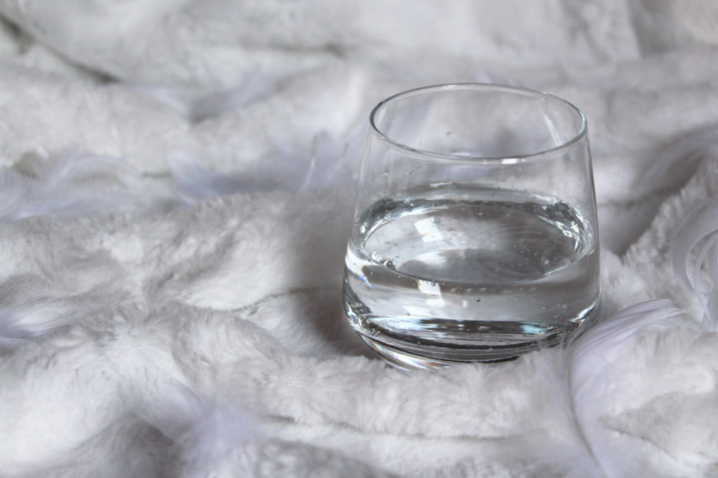nutrition - eau
