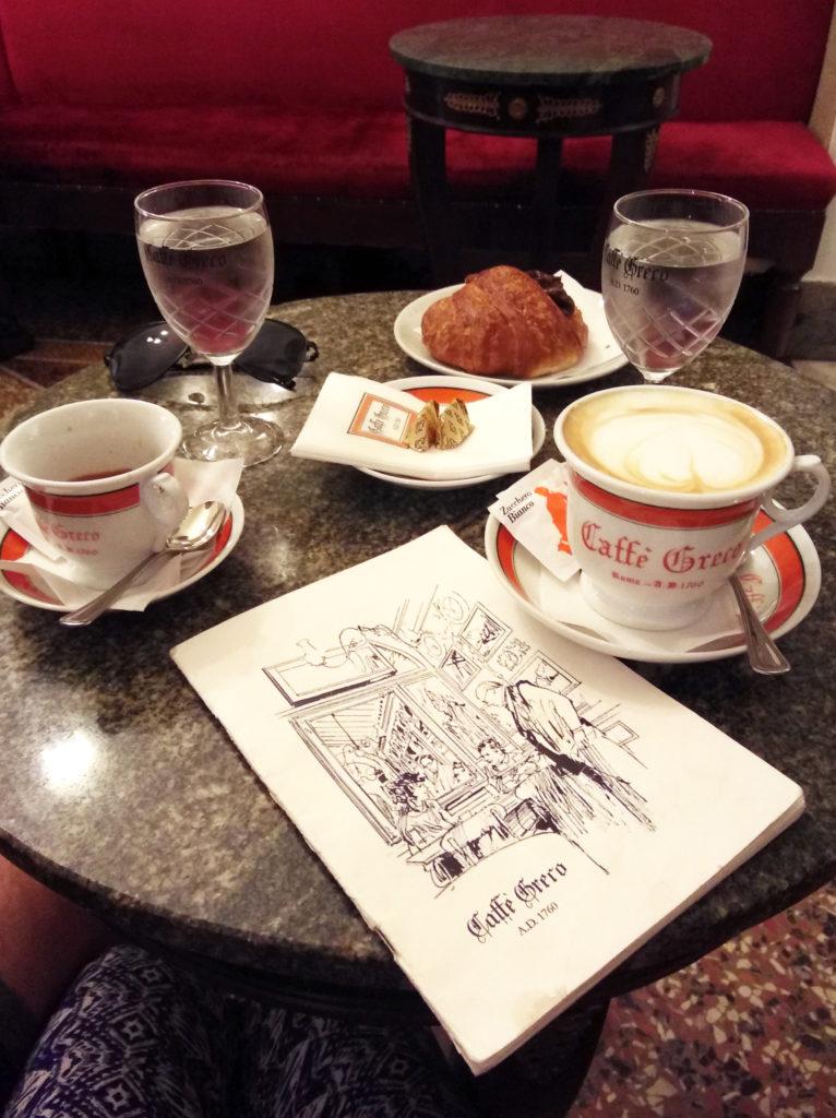 10 meilleures adresses à Rome - Café et viennoiserie