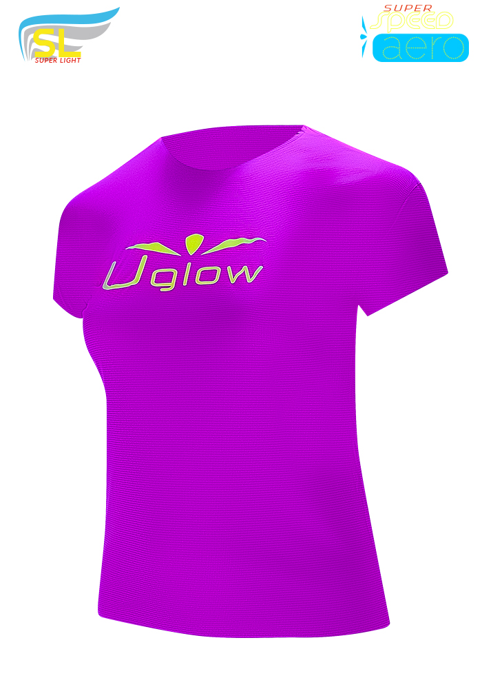 produits préférés Uglow : t-shirt super speed aero