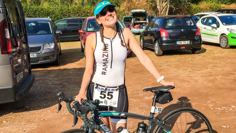 Triathlon de Vouglans : mon premier triathlon S en solo