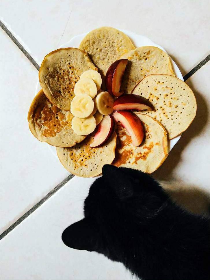 nutrition - pancakes