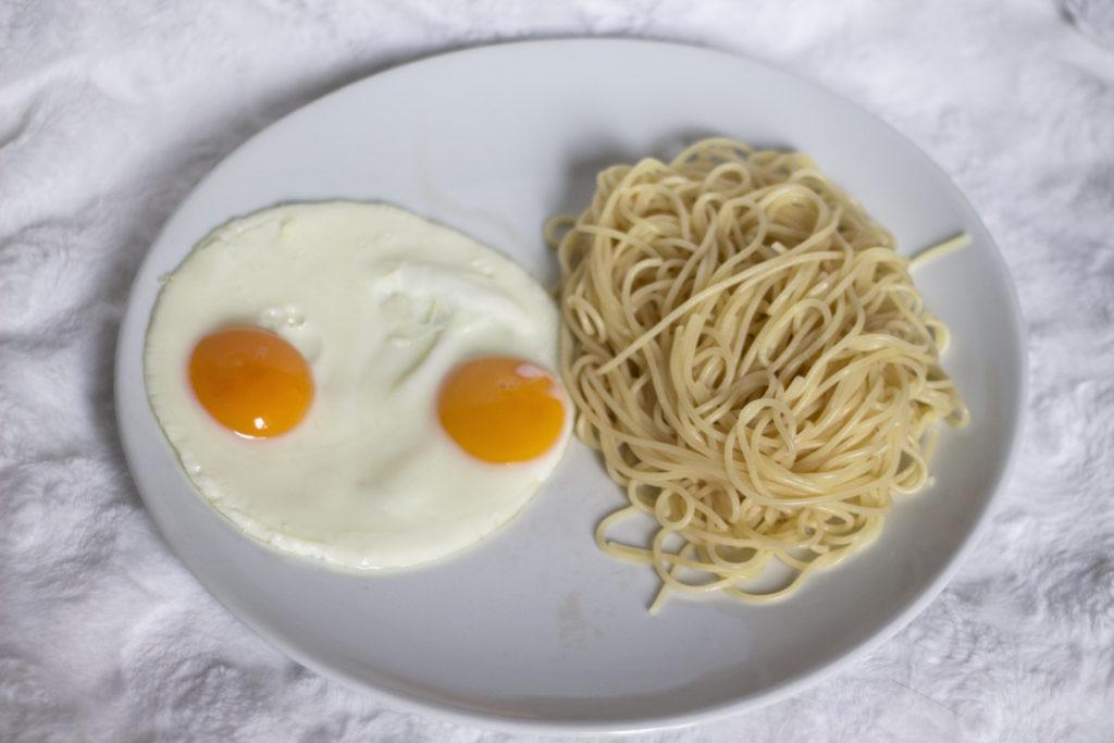 nutrition - assiette pates