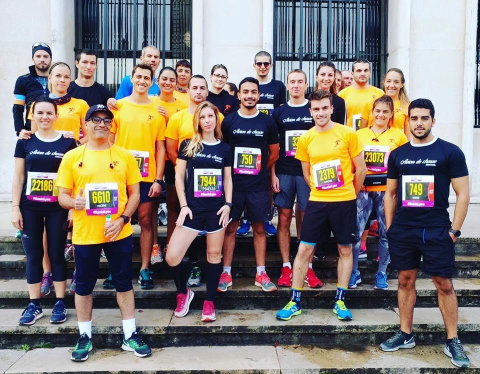 Courir en groupe : les bonnes raisons de courir avec un groupe