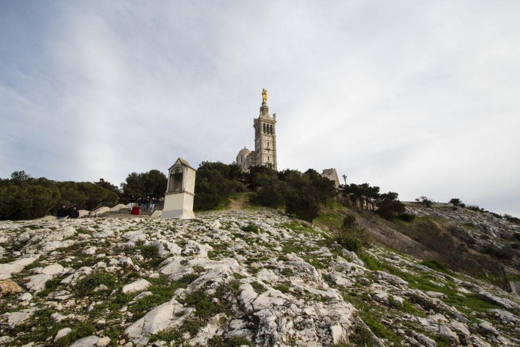 Marseille : Notre Dame de la Garde