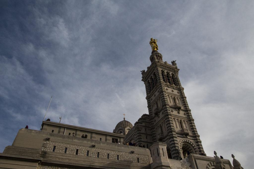 Marseille : la bonne mère