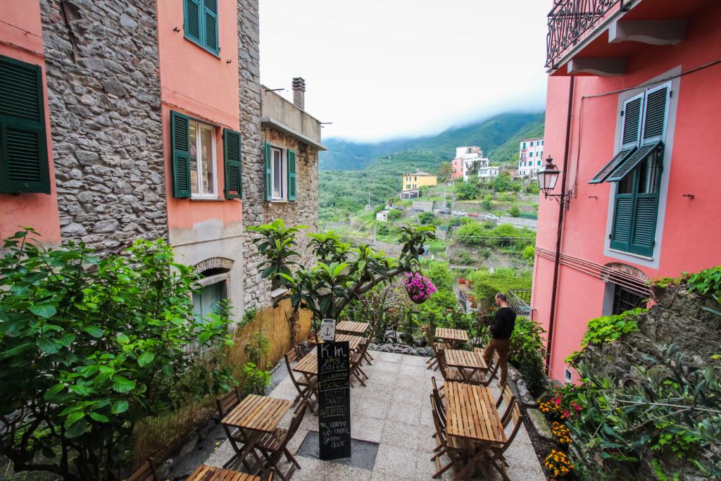 Séjour Cinque Terre - Corniglia