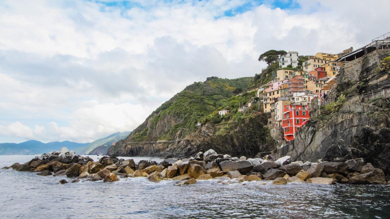 Cinque Terre : Corniglia, Manarola et Riomaggiore