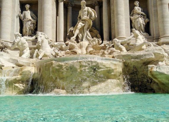 Fontaine de Trevi