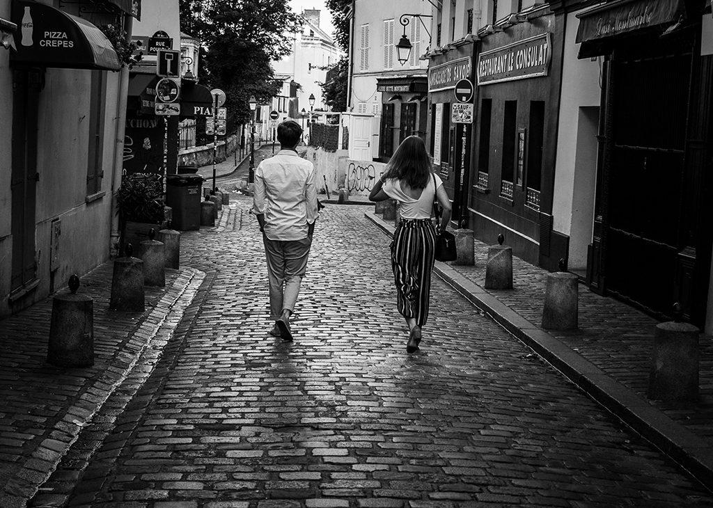 Une journée à Paris pour faire des photos