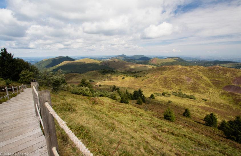 À la découverte des Volcans d'Auvergne