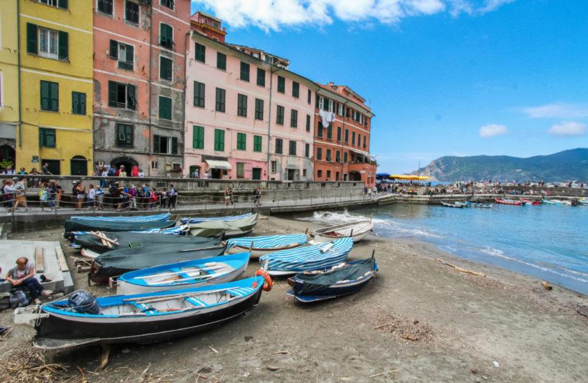 Cinque Terre : Vernazza et Monterosso