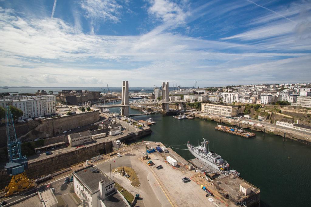 Brest en une journée