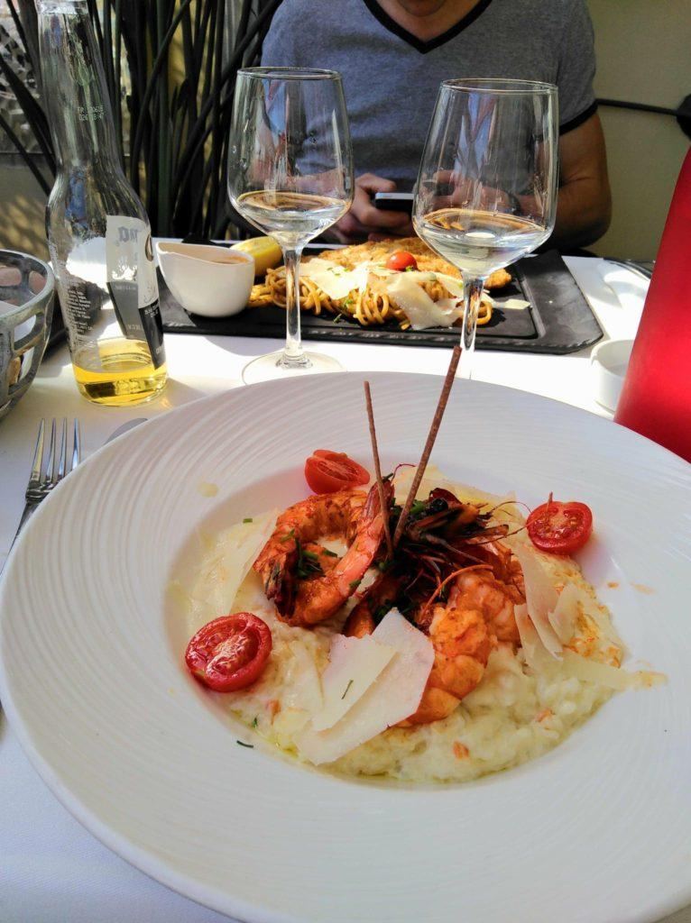 Marseille : restaurant carmine