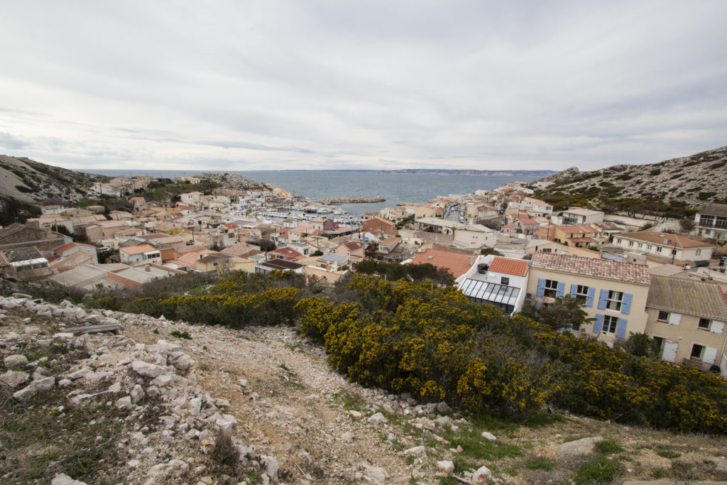 Marseille : calanques