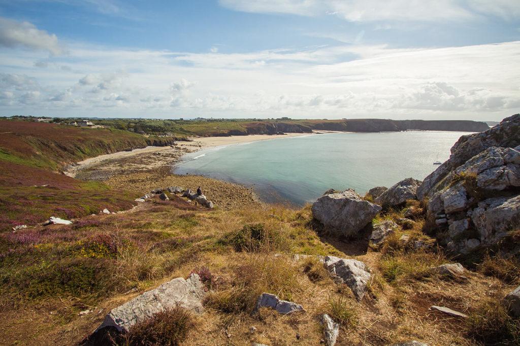 Presqu'île de Crozon - Pointe de Pen Hir
