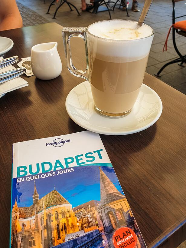 organiser voyage à Budapest