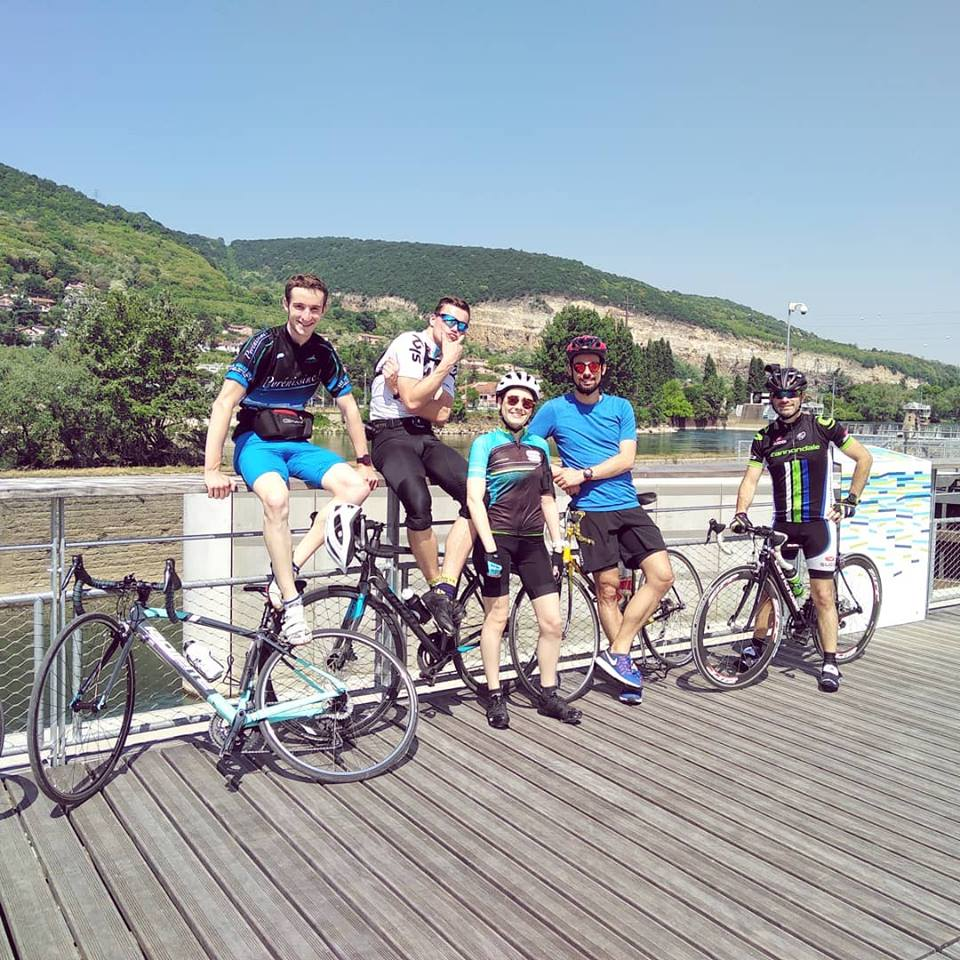 annivathlon Zazu - vélo