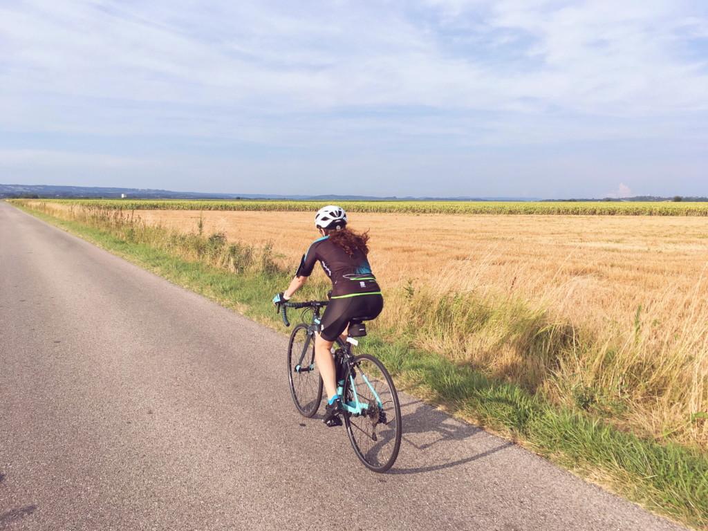 un week-end à la campagne entre Drôme et Isère : vélo
