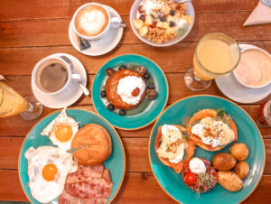 Brunch la Rollerie Madrid