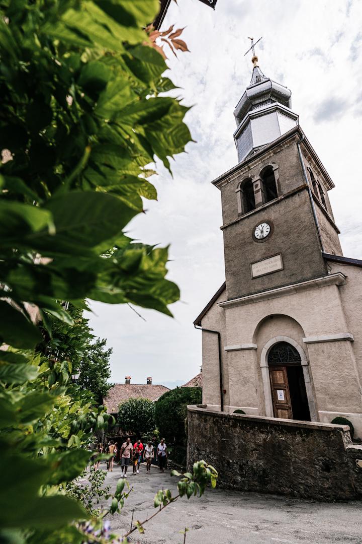 Yvoire, Eglise St Pancrace d'Yvoire