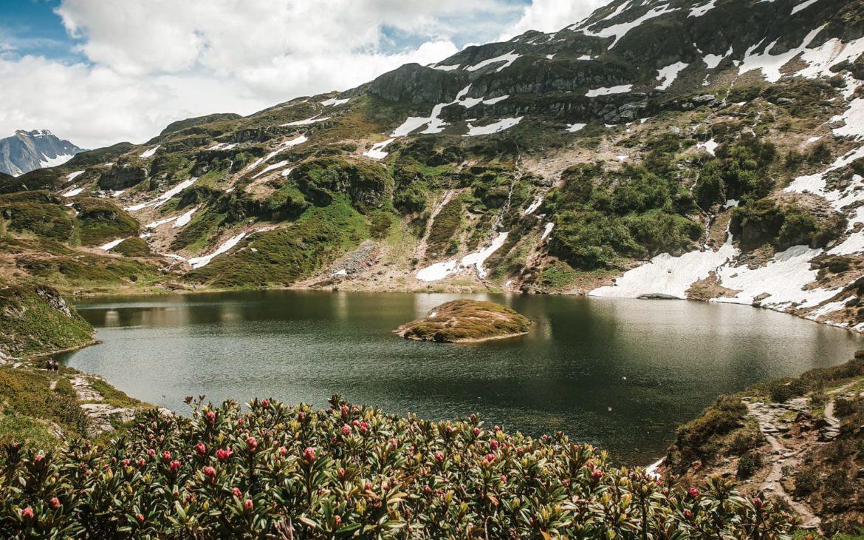Randonnée : Lac de Pormenaz