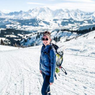 Retrouvailles au sommet 🥰  Une belle balade dans la neige sous le soleil ☀️ Le Christomet et Tête du Torraz depuis Le Jaillet • 11km • 820m D+  #hautesavoie #neige #montagne #snow #moutains #montblanc #outdooradventures #hiking #hike